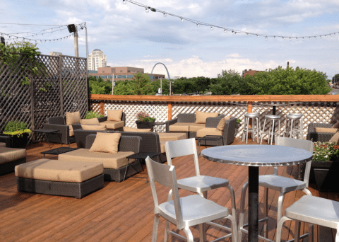 Thornhill Rooftop Deck